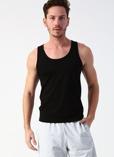 Cotton Bar Atlet Siyah